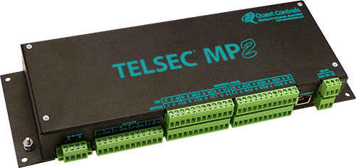 Photo of the TELSEC MP2 Alarm Monitoring Device